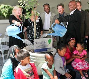 100 Children to Receive Life-saving Heart Surgery at Red Cross War Memorial Children's Hospital