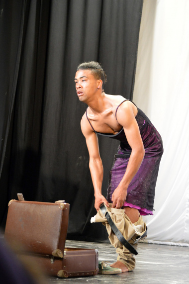 Regen Joel of Fantasies Dramaties delivered an exceptional performance