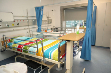 renovations in oncology unit rxh