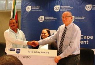 Safety Reward Winner