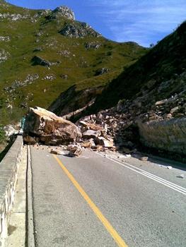 Worst Flood Damage to Western Cape Roads Since 2007