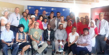 Role players involved in the Oral History roll-out in Tanka Karoo