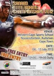 SANABO Elite Boxing Championships