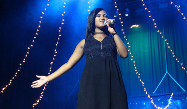 Several other talented singers also performed at the event.