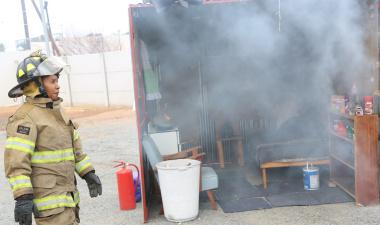 Smoke alarm project