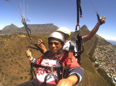 Minister Winde Becomes Ambassador for Table Mountain in the New7Wonders of Nature Campaign