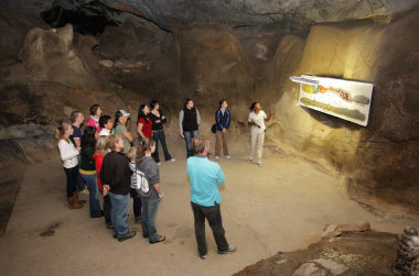 Take a tour at the Cango Caves