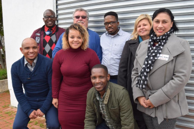 Team Members from DAC, NICDAM and DCAS worked together to host the conversations