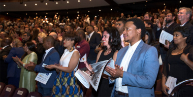 The 17th Annual Impumelelo Awards ceremony took place at the Artscape Opera House on 4th November 2017.