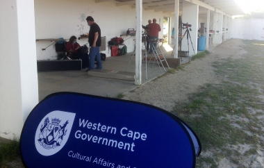The annual black powder shooting South African National Championships took place in Atlantis over the weekend.