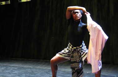 The dancers all composed their own performances, selecting their own style and music.