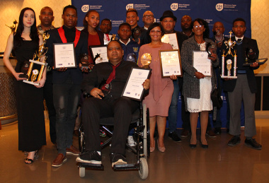 The Department of Cultural Affairs and Sport recognised the top sportsmen and women from the Central Karoo District Municipality on Friday.