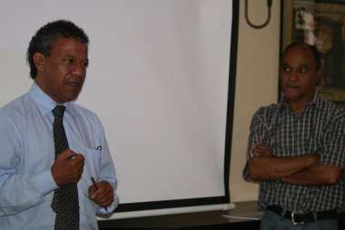 The Executive Mayor of Breede Valley Mr Basil Kivedo lauded the inspirational work done by organisations.