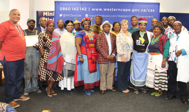 The Initiation Coordination Programme was launched on Friday