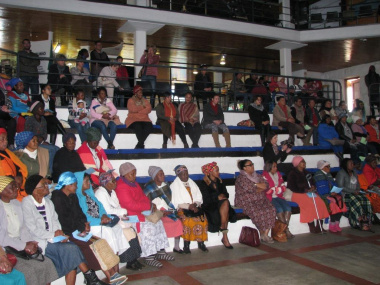 The interactive programme graced women of all ages