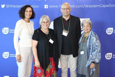 The judicial panel consists of Shakira Maharaj, Jacqui Boulle, Lorenzo Davids and Lucille Meyer