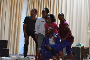 The Kairos Drama Group returned to the Eden Drama Festival after 5 years