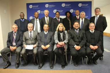 The members of the Western Cape Sport Arbitration Forum were announced on Thursday.