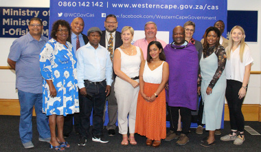 The new members of the Western Cape Language Committee officially took office on Thursday.