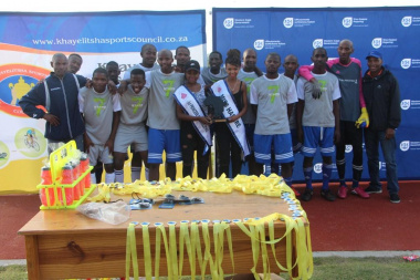 The runner up for the day was Khayelitsha LFA