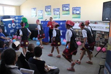 The vibrant riel dance performance from Kuierkraal set the tone for the launch of NBW in our province