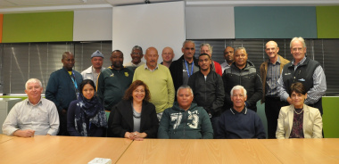The Western Cape Government Education Infrastructure Delivery project team