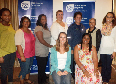 The workshop supported the sustainable growth in women and girls sport in the province