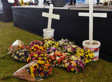 The World Day of Remembrance for Road Traffic Victims was commemorated in Khayelitsha yesterday.