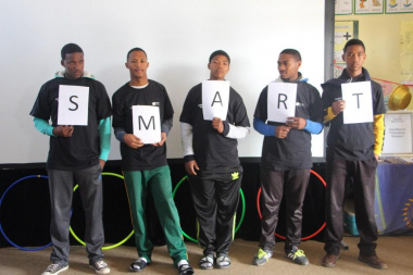 The youth were encouraged to participate in the day's Social Awareness Programmes