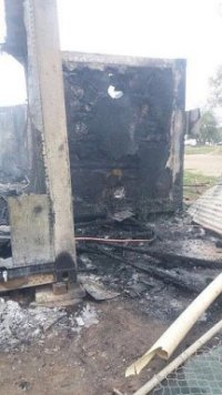 Thembalethu arson attacks