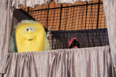 TIK TIK TOK TOK the puppetry show that got the entire audience involved