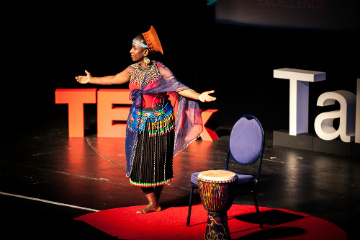 Tindile Booi TEDx TableMountain