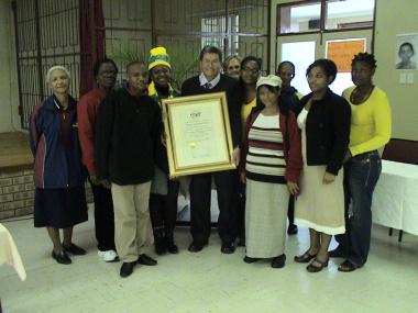 De Novo Treatment Centre - Leading Africa!