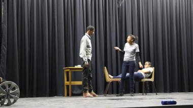 Unity Drama Group from Ladismith