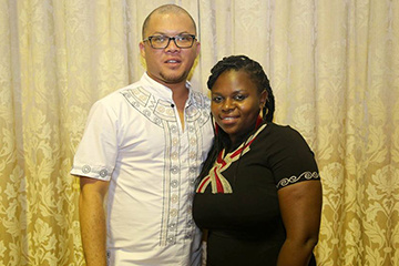 Centre manager, Kevin Horn, and development manager, Doreen Sikhondo are ready to assist.