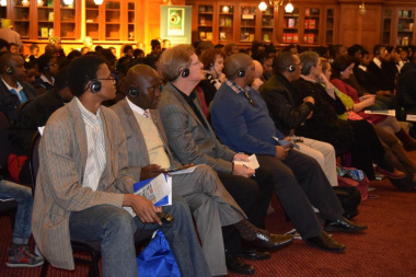 Various stakeholders of the language network in the province supported the event