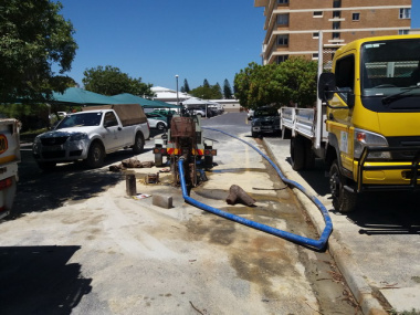 Securing ground water