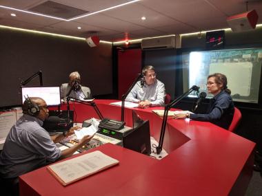 DEDAT Business Support Radio Show Part 2