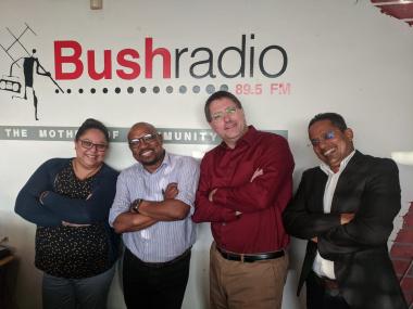 DEDAT Business Support Radio Show