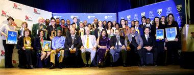 Young and old athletes, administrators and officials from a number of sporting codes were recognised for their achievements at the Eden District Sports Awards