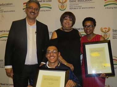 Nkosi Albert Luthuli Young Historians' awards
