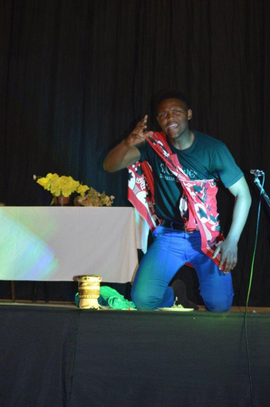 Your Next Movement in action at the Eden Drama Festival