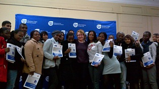Premier Zille Launches Skills Development and Work Experience Youth Programme