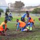 A game of Khokho kept spectators thrilled until the end