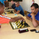 Battle of the minds during a chess match between WCG Health and Ceres SAPS