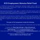 ECD Employment Stimulus Relief Fund