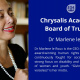 Dr Marlene le Roux is the CEO of Artscape and an award-winning human rights activist.