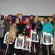 Minister Marais with the storytellers of Bonteheuwel