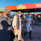 Minister visits santaco
