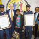 Premier Alan Winde gave special recognition to SAPS members who went above and beyond their call of duty